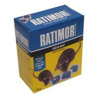 bait RATIMOR BRODIFACOUM, soft,150 g