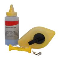 marking cord,plastic,poeder,level,set,30 m