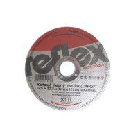 cutting disc,metal,125 x 22,2 x 1 mm, profi