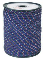 twine, PES, with core, O 7 mm x 100 m, Lanex