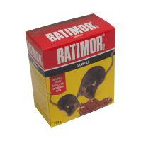 lure rat granules, 150 g, PROTECT bromadiolone