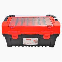 box, plastic,for tools,Practic, 550 x 267 x 277 mm