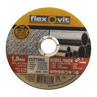 disc Flexovit,for metal, 125 x 22,23 x 2 mm, profi