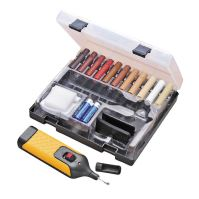 floor and wooden surface repair kit, 18 parts