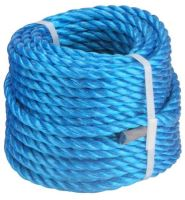 rope twisted,PP, O 8 mm x 20 m, Lanex
