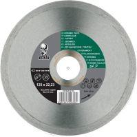 diamond disc, Atlas Ceramic, 125 x 22,23 x 2 mm