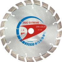 diamond disc,Duo Extreme, 125 x 22,23 x 2,2 mm