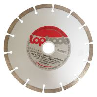 diamond disc, segmented,125 x 22,2 x 7 mm,hobby