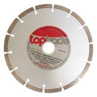 diamond disc, segmented,230 x 22,2 x 7 mm,hobby