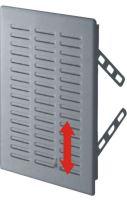 ventilation grille,plastic,white,square,no jalousie,160x160/140x140mm,outlet 137x137mm