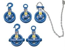 pulley,cast-iron,with chain,no cover,Z500/0.5E