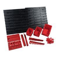 ecobox,plastic,set 10 box,2 panels and 2 strap,800 x 195 x 400 mm