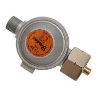 valve on PB , regulator,thread G1 / L4 50 mbar