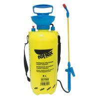 sprayer over shoulder,plastic,pressure, 8,0l