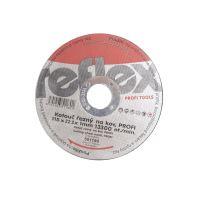 cutting disc,metal,115 x 22,2 x 1 mm, profi