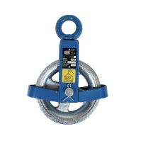 pulley,cast-iron,with loop,cover,Z500/0.5D