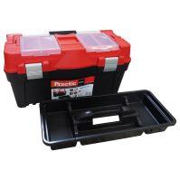 box, plastic,for tools, Practic, 598 x 286 x 327 mm