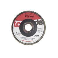 grindstone,lamellar,grain 120,115 x 22,2 x 2 mm,standard