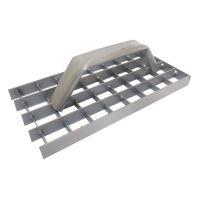 scraper plasters ,grate,steel,290x150mm