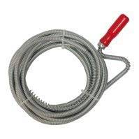 spiral cleaner for outfall,0,9cmx5m
