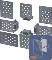 magnets for cover doors, adjustable, 7 mm