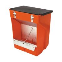 feeder , suspension, hopper and cover, 4 l