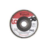 grindstone,lamellar,grain 40,125 x 22,2 x 2 mm,standard