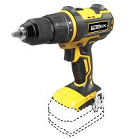 drill, screwdriver CD-B0318E, brushless AKU 18V SYSTEM PROKIN with hammer