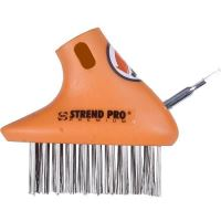 steel brush, Multi-lock, without handle, for tiles