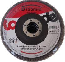 grindstone,lamellar,grain 40,115 x 22,2 x 2 mm,standard