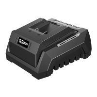 Li-ion battery charger for AKU 18V series, SYSTEM PROKIN