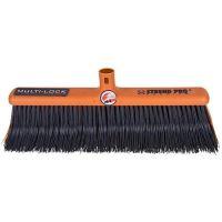 """Multi-lock"" leaf broom, without handle, 400 mm"