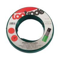 """garden hose, green - black, opaque, 1"""", 15 m"""