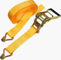 belt,clamping,hooks,ratchet, to 1300kg, 50 mm x 6 m