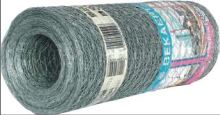 rabbit mesh,galvanized, 13 / 0,7 mm, 1000mm / 25 m