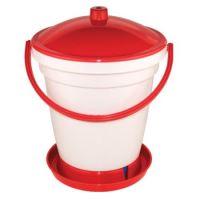 drinking basin  for chicken,float,plastic,24,0l