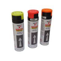 spray marker, yellow, 500 ml