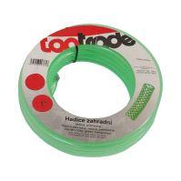 "garden hose, green, transparent, 1"", 10 m"