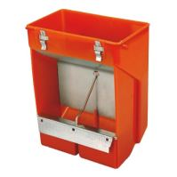 feeder ,suspension,hopper and without cover, 4l