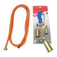 burner PB tanning,with hose 3m,pressure regulator,set,mixing chamber O30,40,50x450mm profi