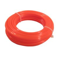 string for trimmer,plastic,circular cross-section,2,0mmx15m