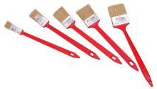 "varnishing brush ,a corner,plastic handleí, 1 1"" x 10 mm, profi"