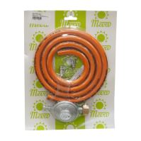 valve on PB , regulator, set, hose 1.5 m, 2 hose clamps, 30 mbar