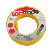 """garden hose, yellow - green, opaque, 1"""", 15 m"""
