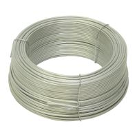 binding wire, galvanized, O 0,8 mm / 100 m