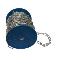 chain untried, long eye on the reel, 10 mm x 10 m