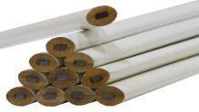 carpenter`s pencil ,white ,250mm