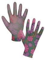 glovesv LEIVA, dipped in polyurethane, size 7