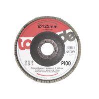 grindstone,lamellar,grain 100,125 x 22,2 x 2 mm,standard