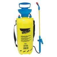 sprayer over shoulder,plastic,pressure, 5,0l